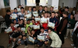 Toamna campionilor - 26 octombrie 2011