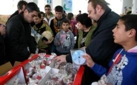 Bucurii mici la zile mari - 23 decembrie 2011