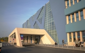 Photo Gallery - Exterior parking, airport